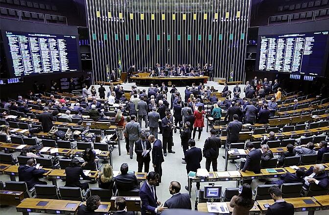 Foto: Antonio Augusto | Câmara dos Deputados