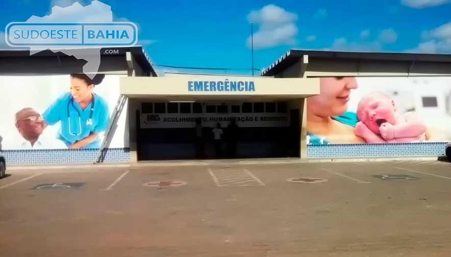 Agricultor tem 2 dedos decepados por maquina de marcenaria em Palmas de Monte Alto
