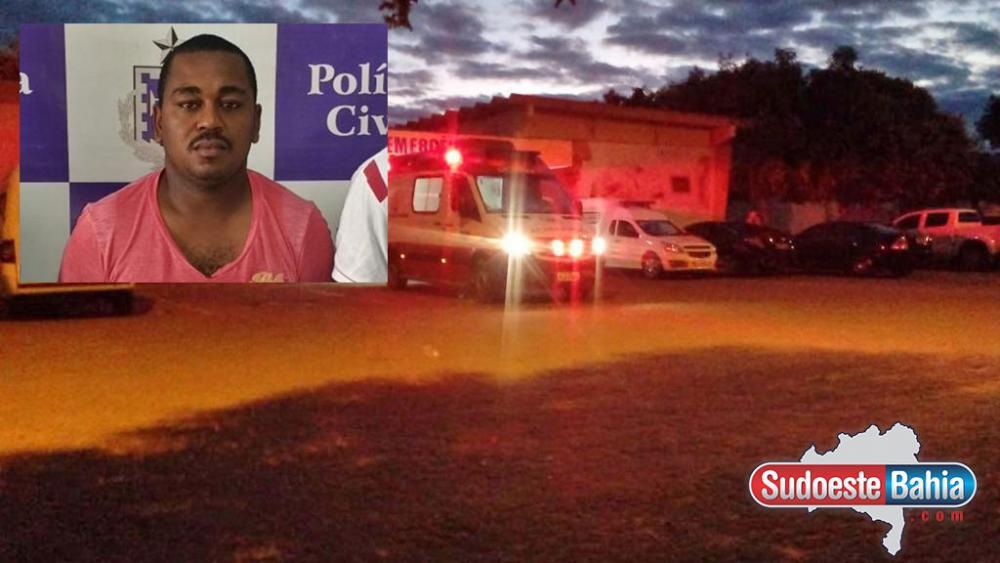 Homem morre no HGG após ser baleado no bairro Beija-Flor II, em Guanambi