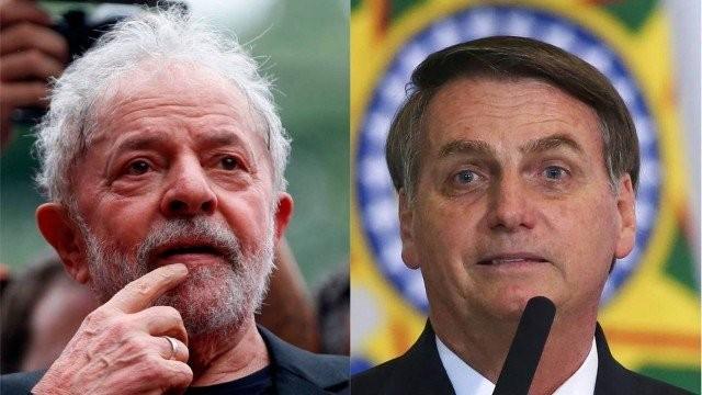 Pesquisa aponta que Lula venceria Bolsonaro por diferença de 0,2% no segundo turno