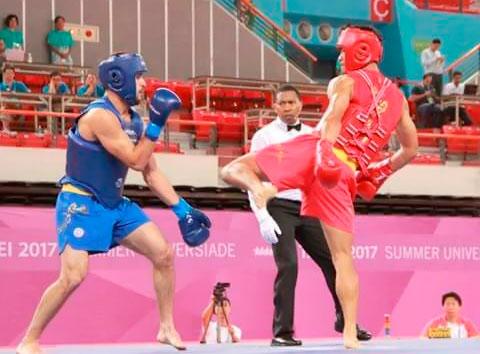 Atleta conquistense fica em 2º lugar no mundial de kung fu disputado em São Paulo