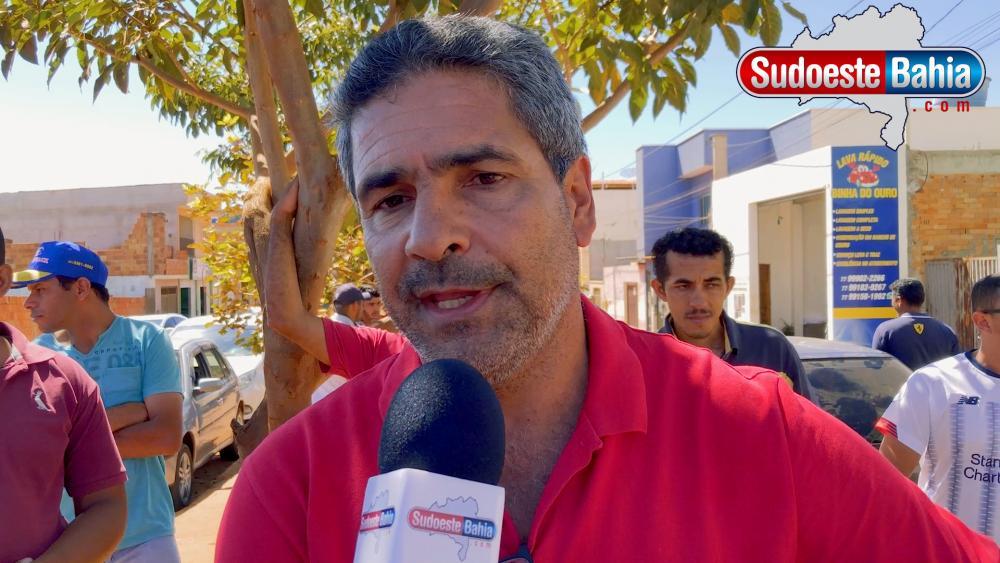 Assista a entrevista do vereador João do Povo