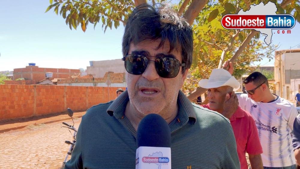 Assista a entrevista do vereador Claudio Ladeia