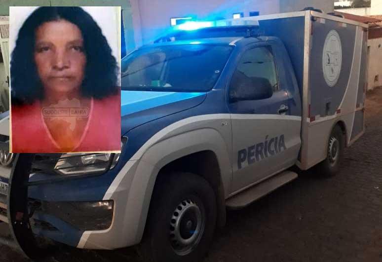 Mulher é encontrada morta no interior de residência em Caetité