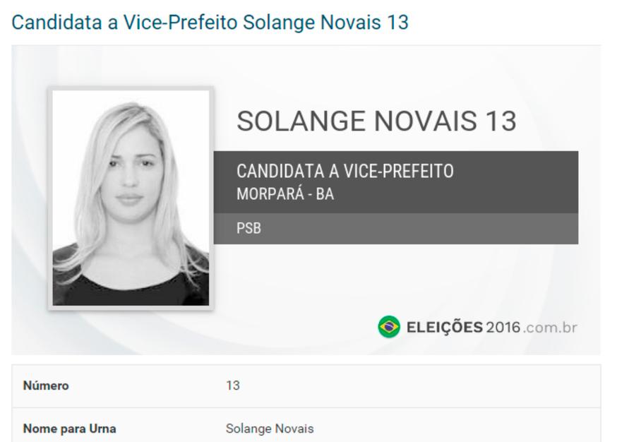 Foto: Reprodução | Eleições 2016