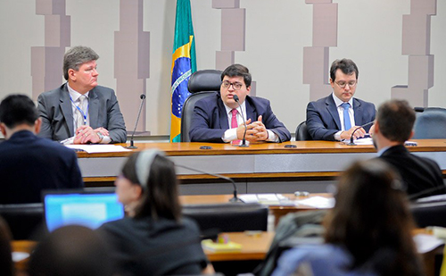 Pedro França | Agência Senado