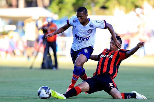 Foto: Felipe Oliveira | EC Bahia