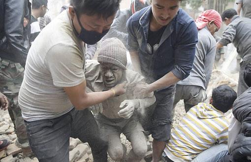 Fotos: Narendra Shrestha/Ef